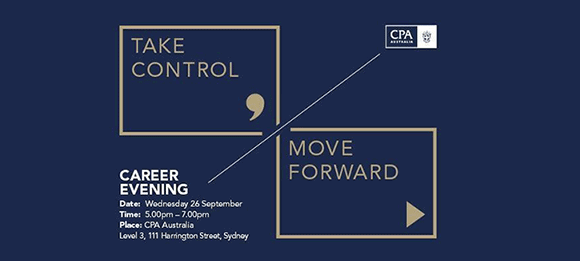 Excited to partner with CPA Australia Banner